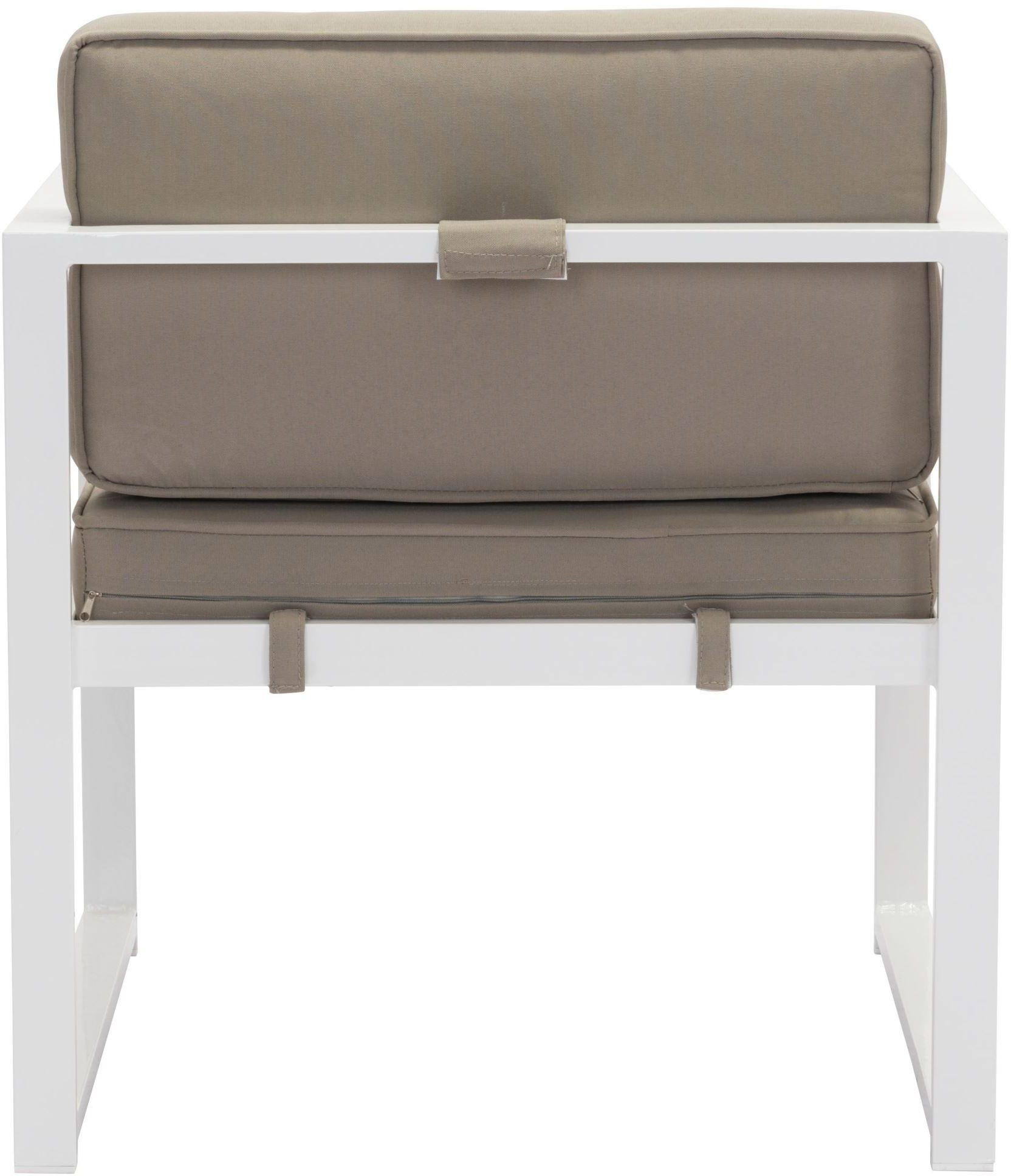 zuo golden beach armchair
