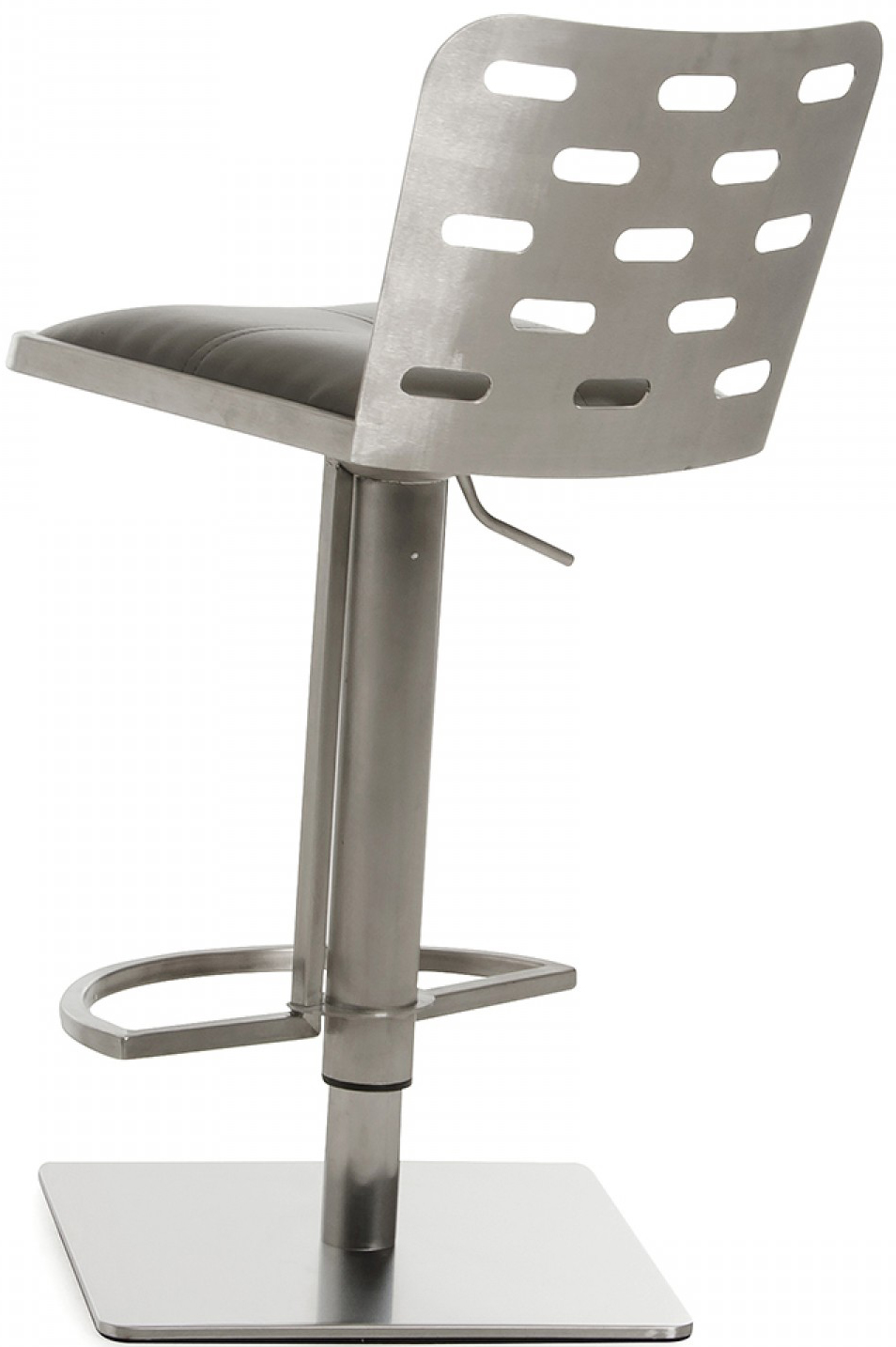 discount gray bar stool
