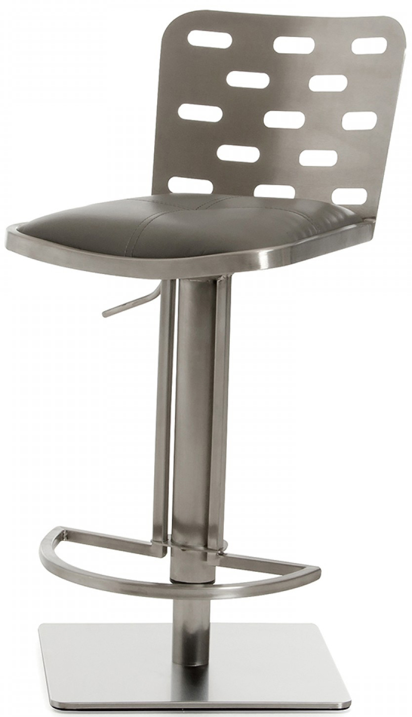 low priced grey bar stool available at AdvancedInteriorDesigns.com