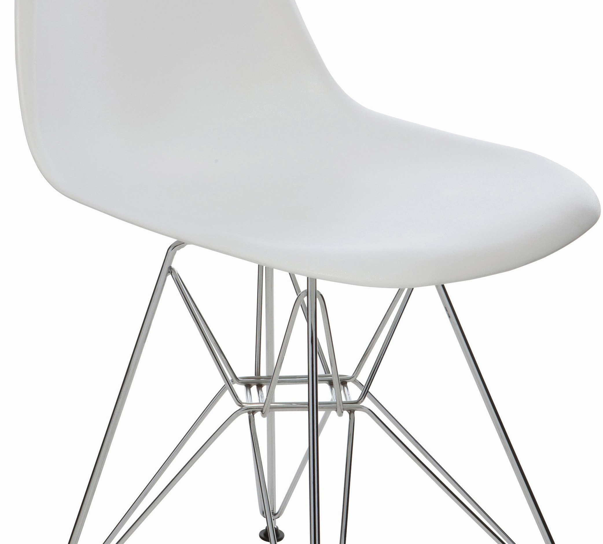 max dining chair in white
