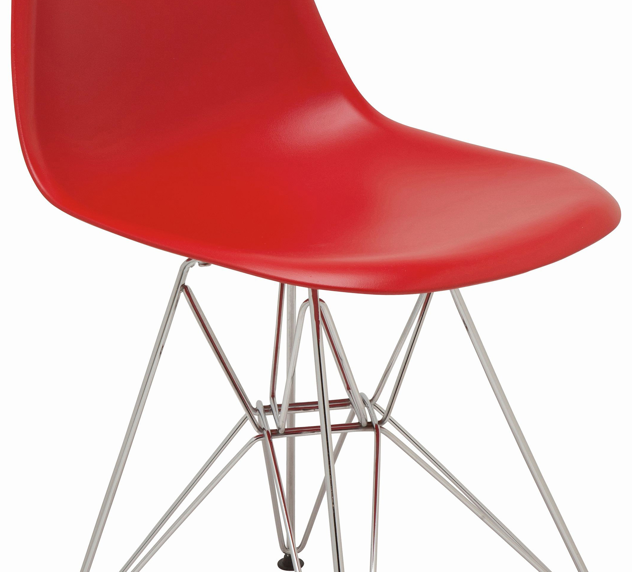 max dining chair in red