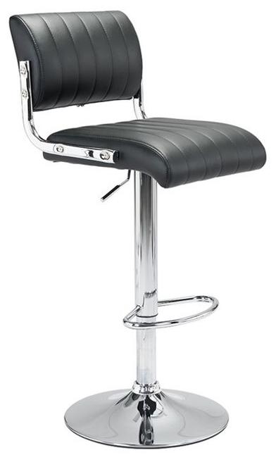 zuo modern juice bar chair black