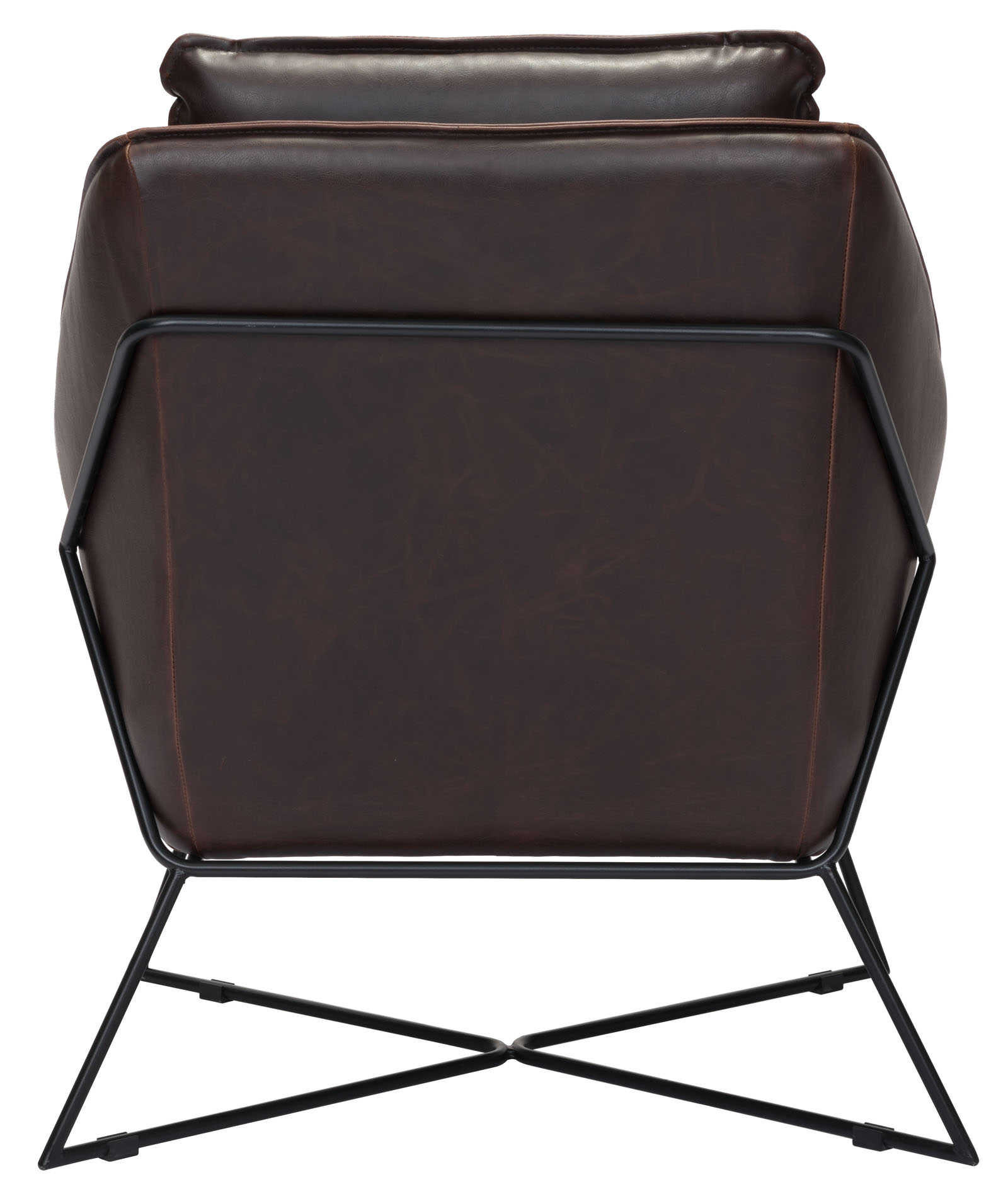 zuo lincoln lounge chair