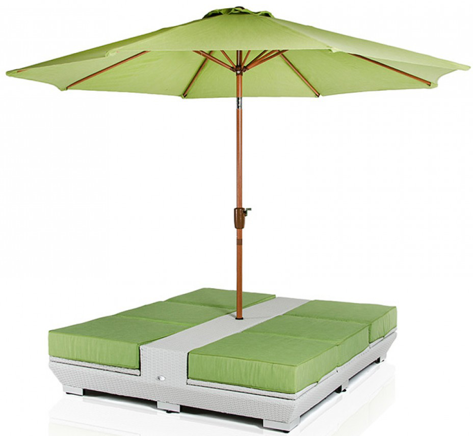 new lounge chairs with umbrella available at AdvancedInteriorDesigns.com