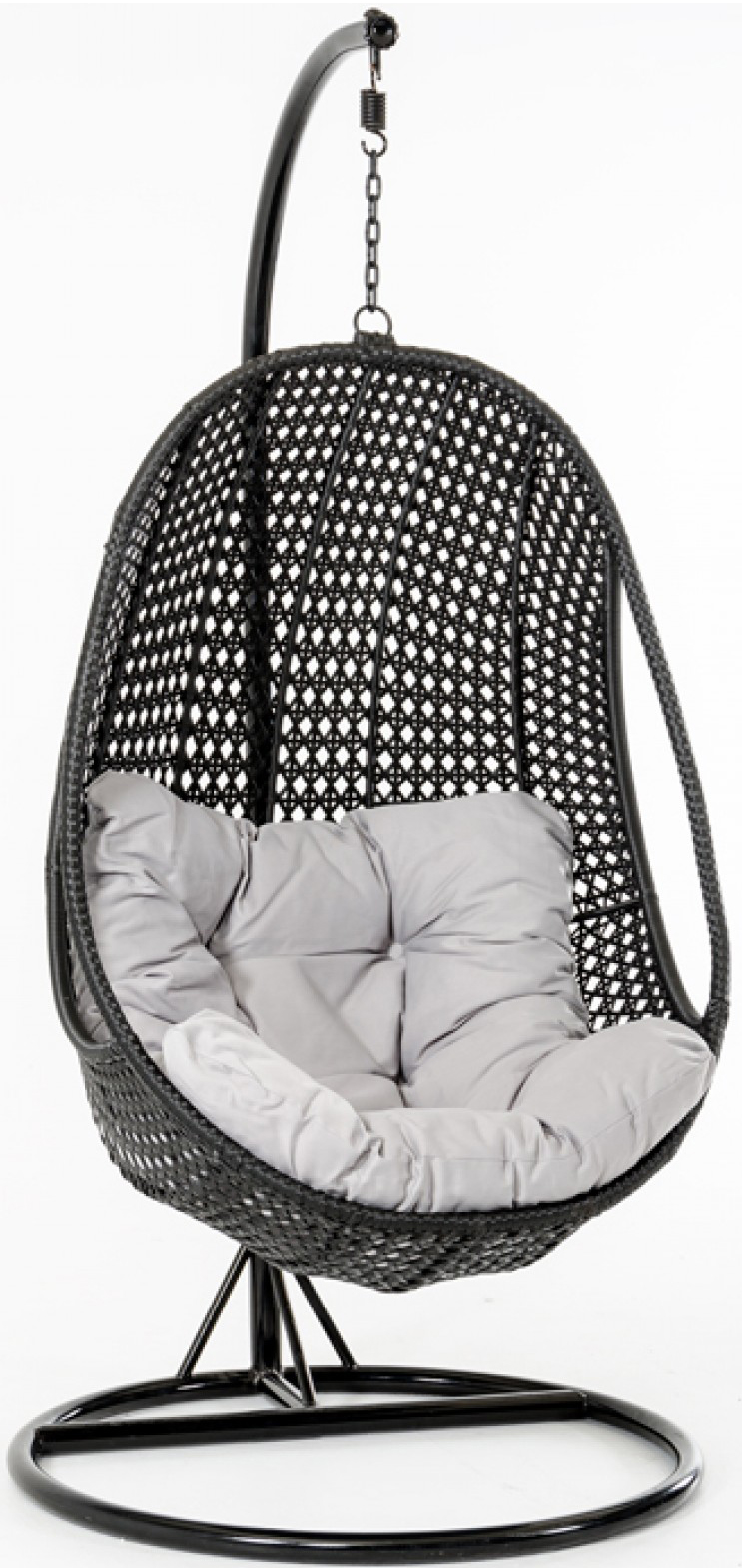 discount rattan pod hanging chair