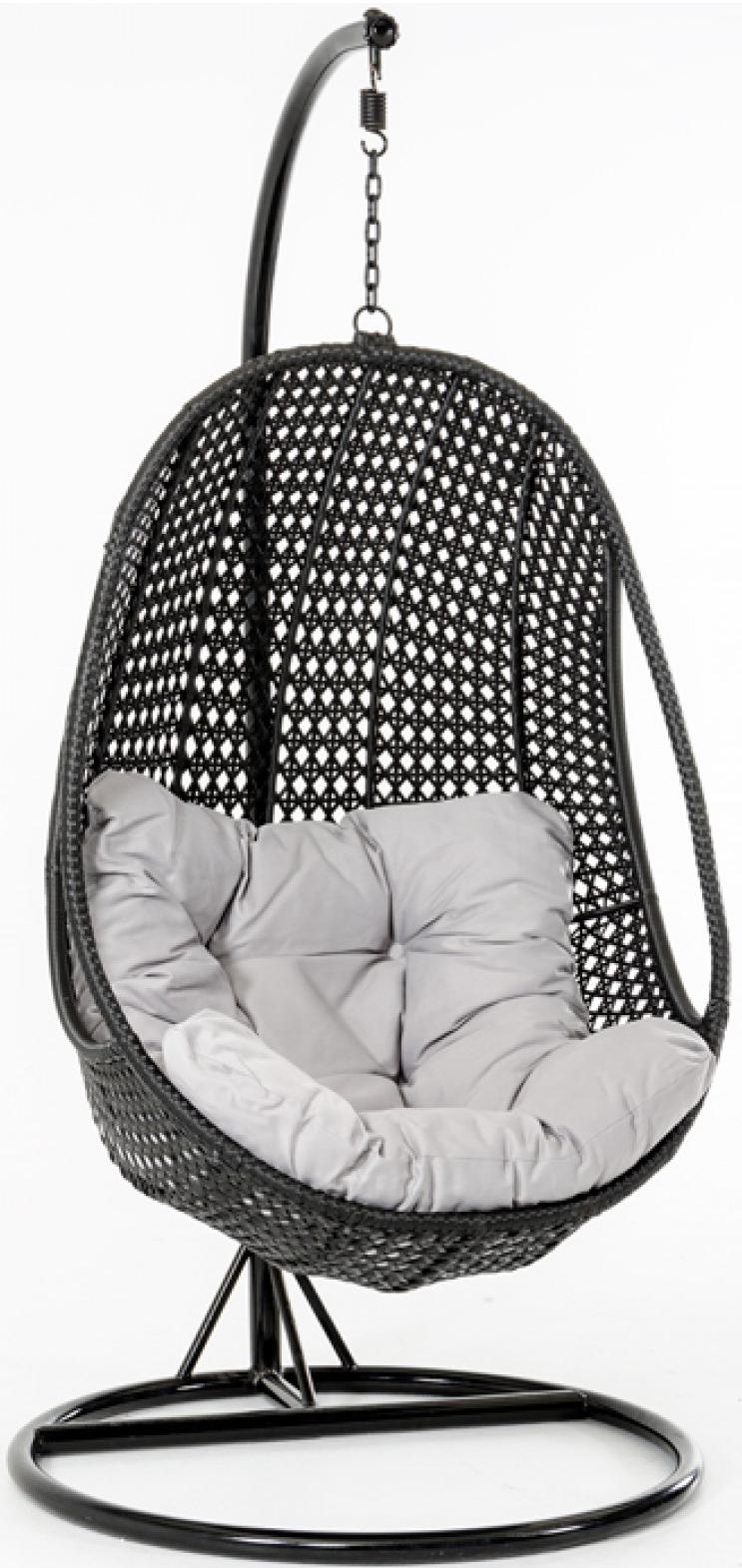 Sardinia Rattan Pod Hanging Chair | Outdoor Patio Furniture