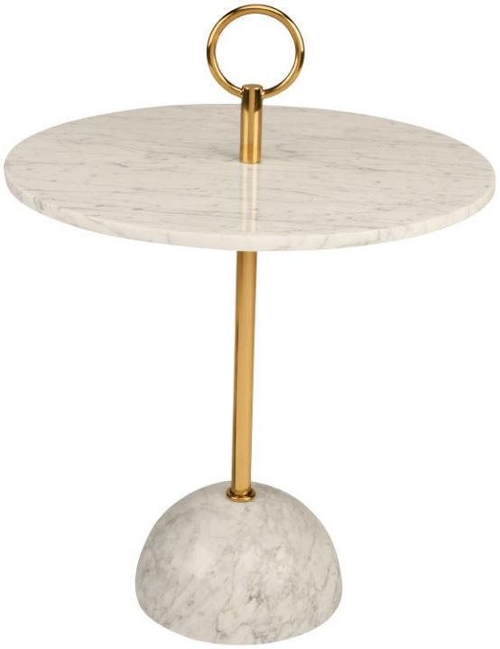 nuevo living roseta side table