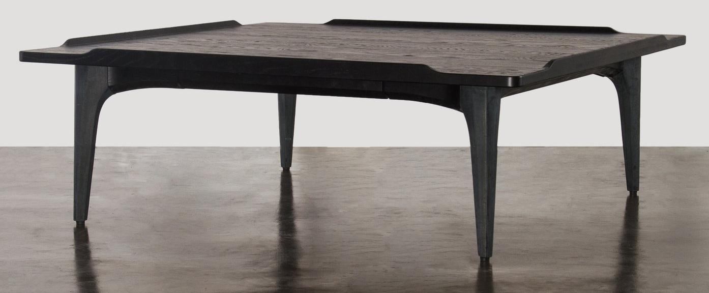 nuevo living salk coffee table charred black oak