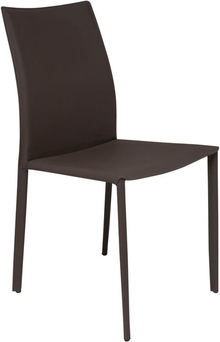 the nuevo sienna dining chair in mink