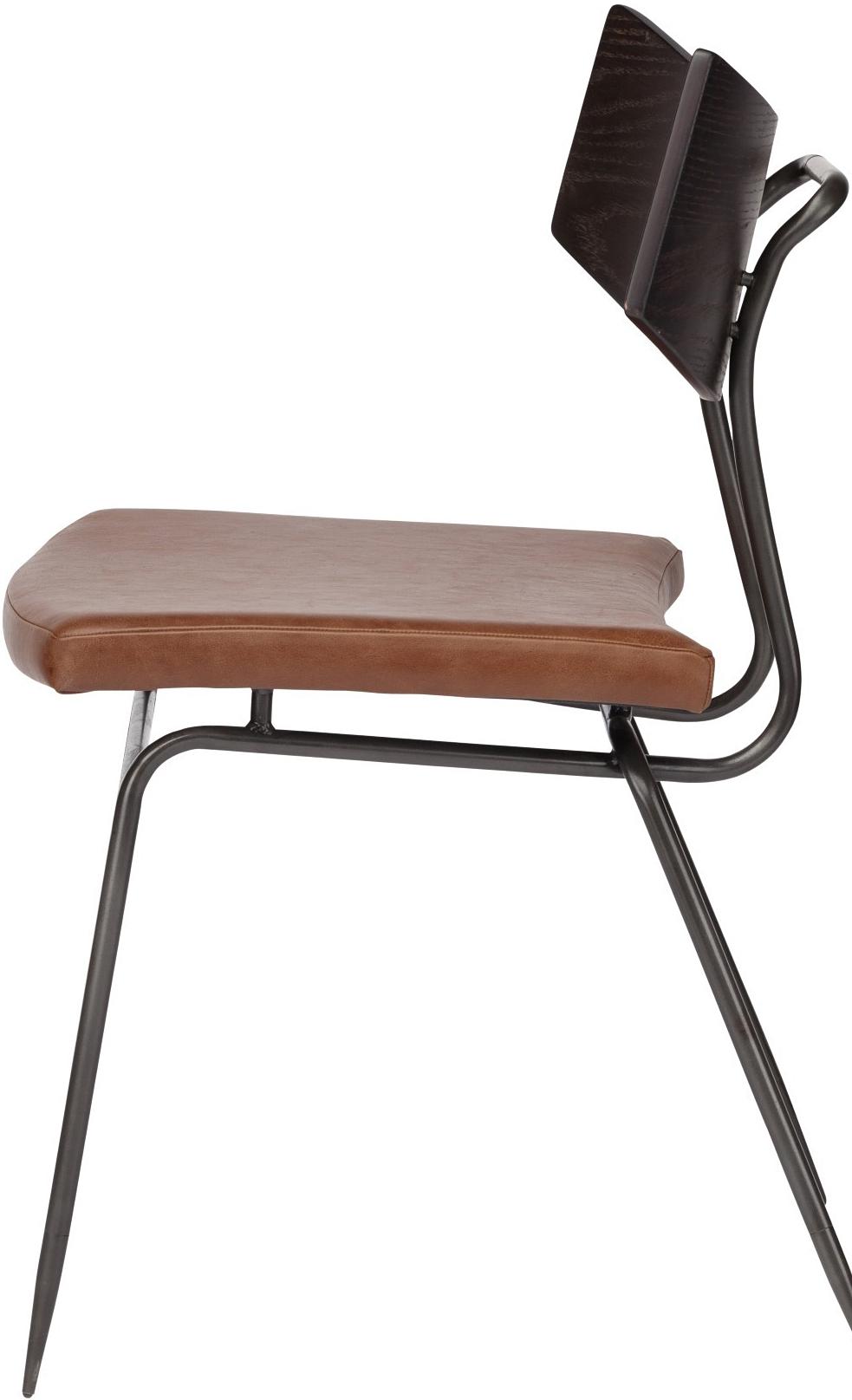 the nuevo soli dining chair caramel
