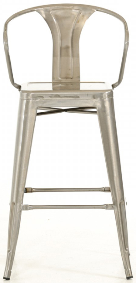 check out a brand new stackable barstool great for indoor and outdoor use.