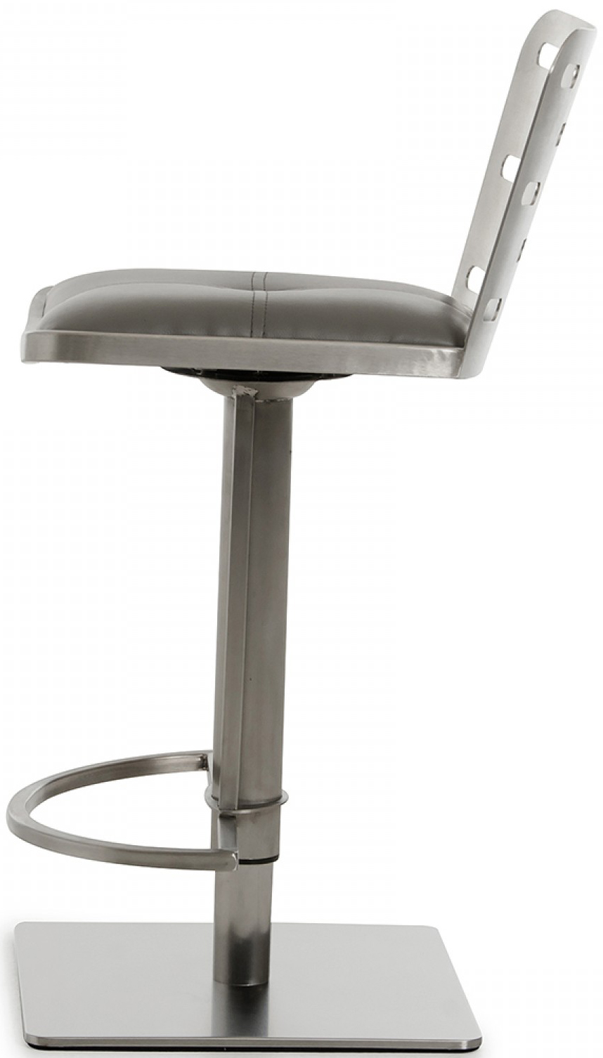 check out this brand new stainless steel bar stool