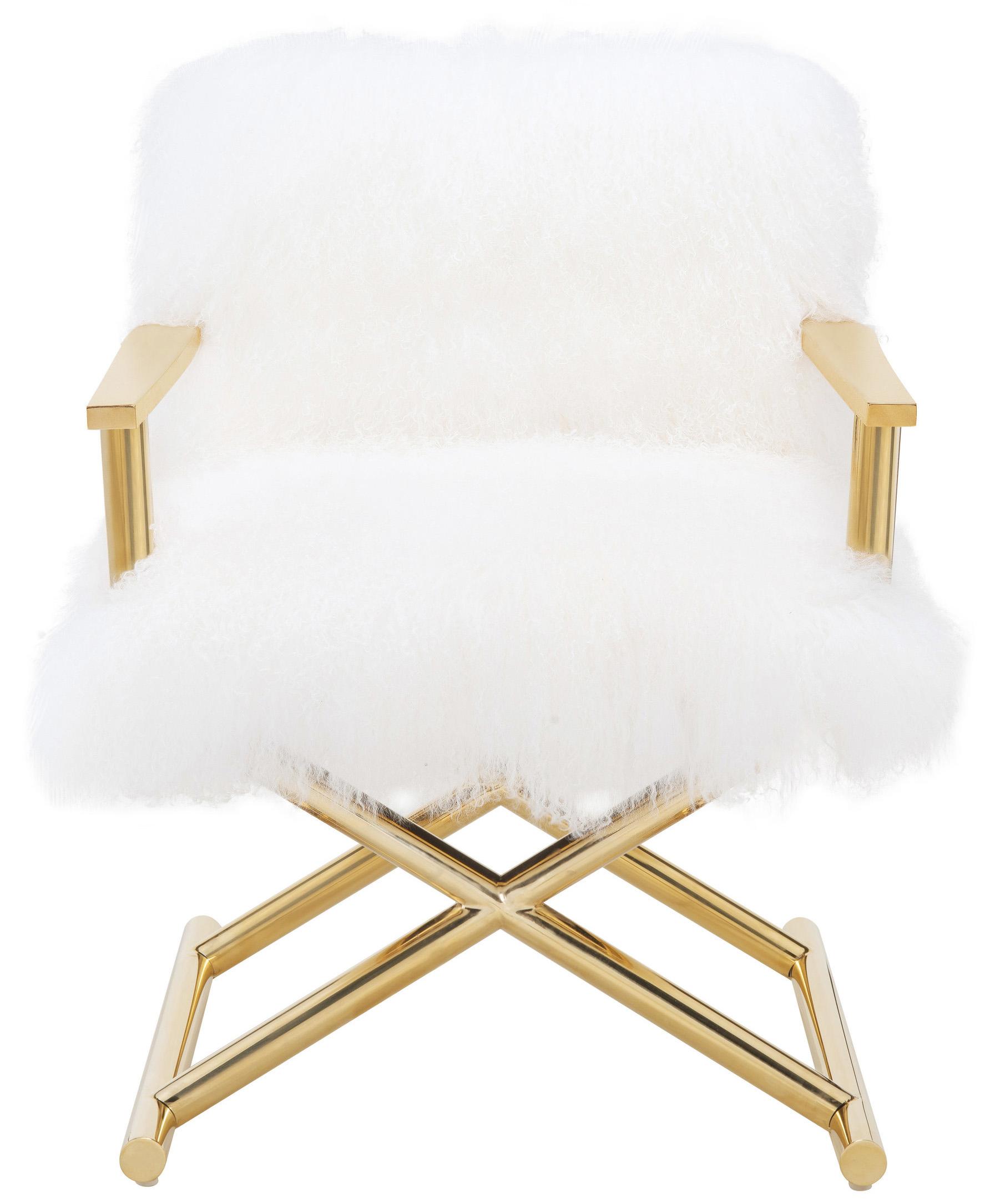 tov sheepskin chair a170