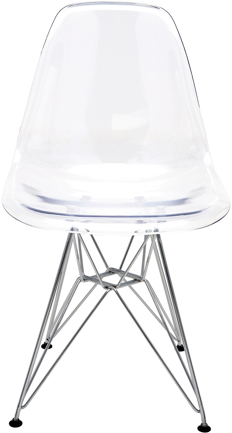 the transparent polycarbonate chairs