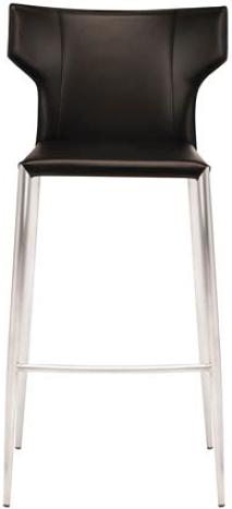 nuevo living wayne bar stool black