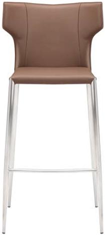 nuevo living wayne bar stool mink
