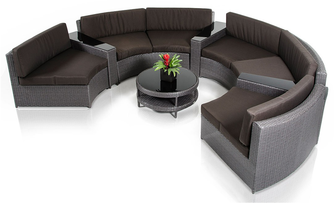 find a discount wicker outdoor sectional at advanced interior designs