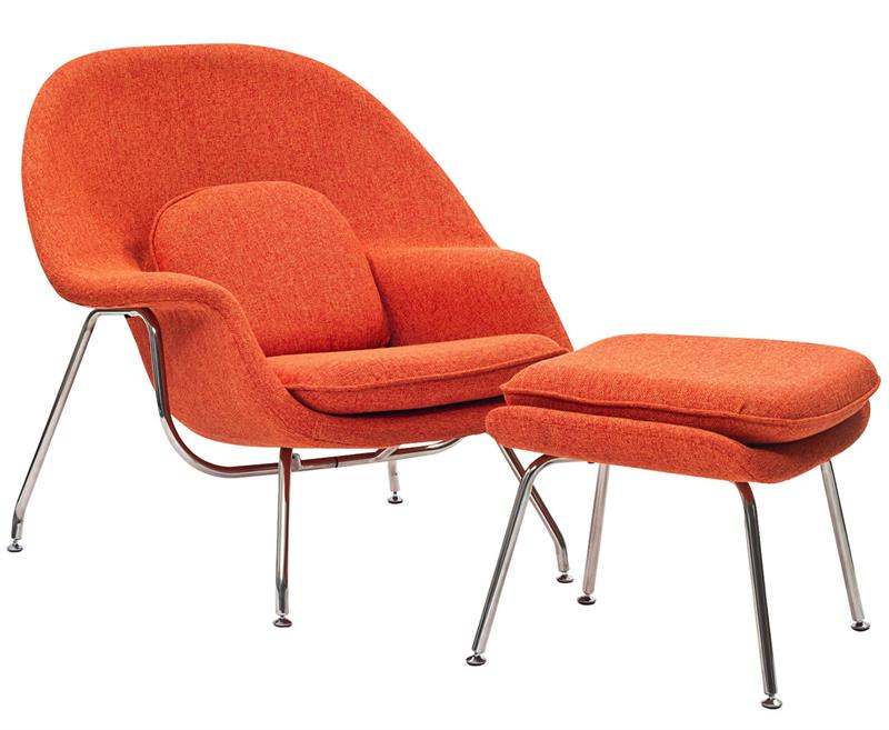 wombchairorangetweed.jpg