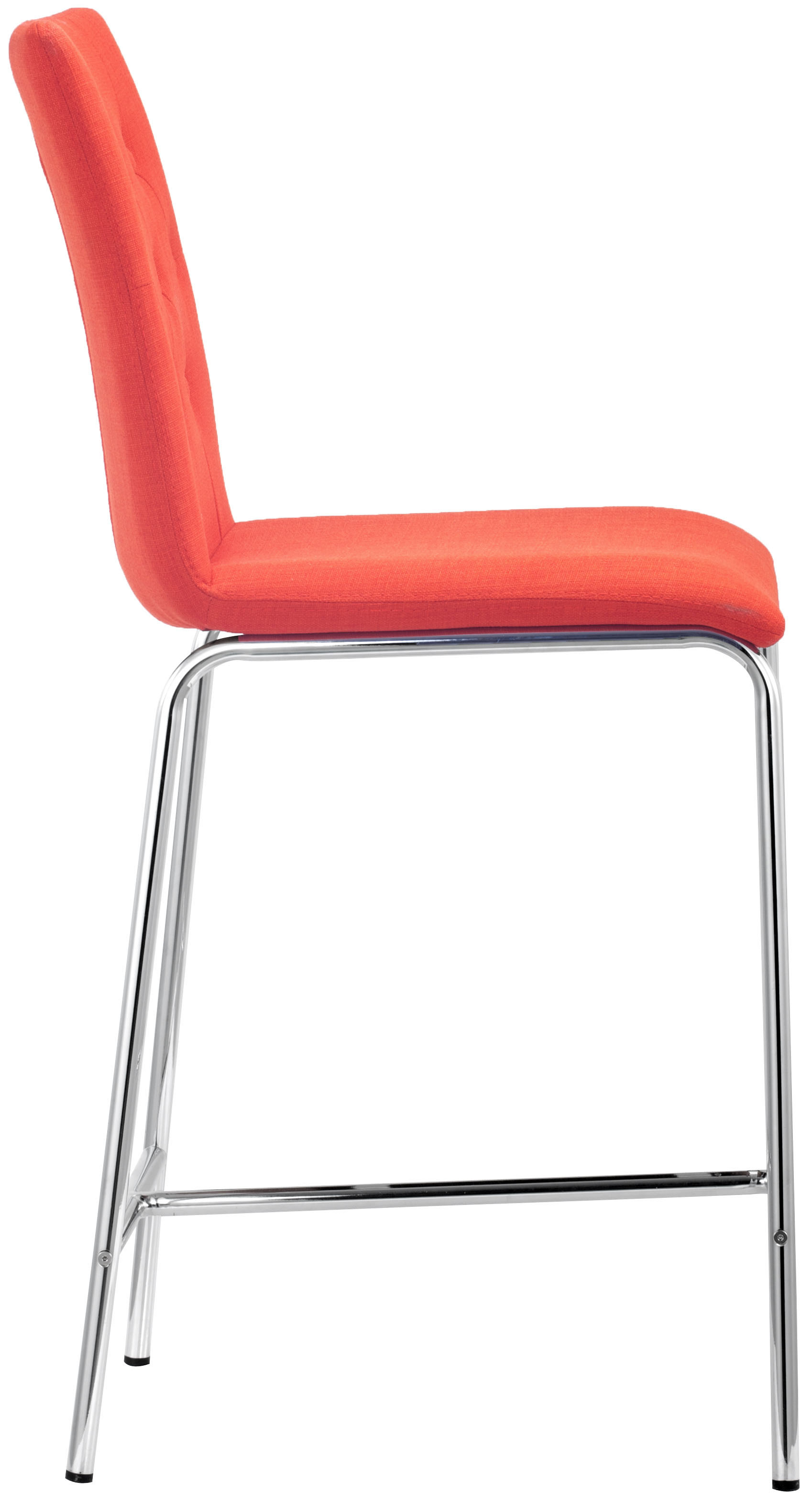 Uppsala Counter Chair Tangerine