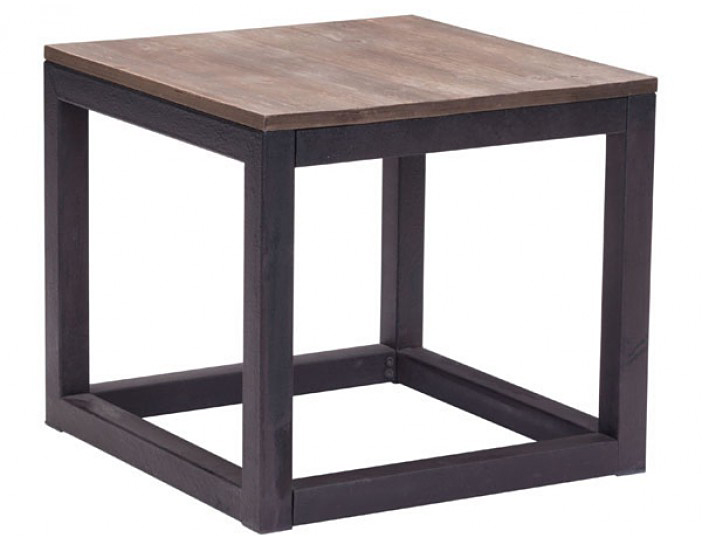 the brand new Zuo Civic Center Side Table available at advancedinteriordesigns.com