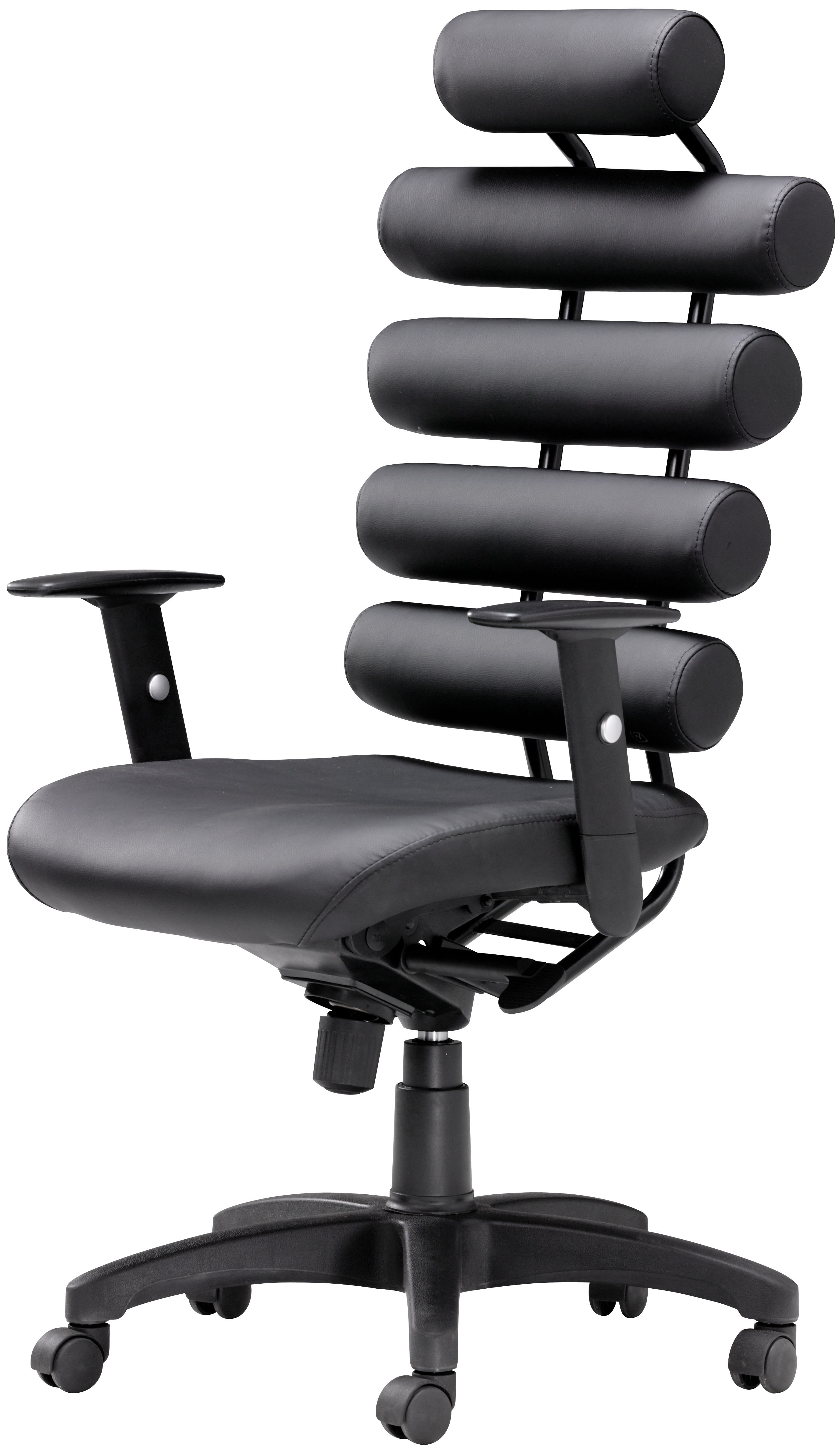 Zuo Unico Office Chair In Black