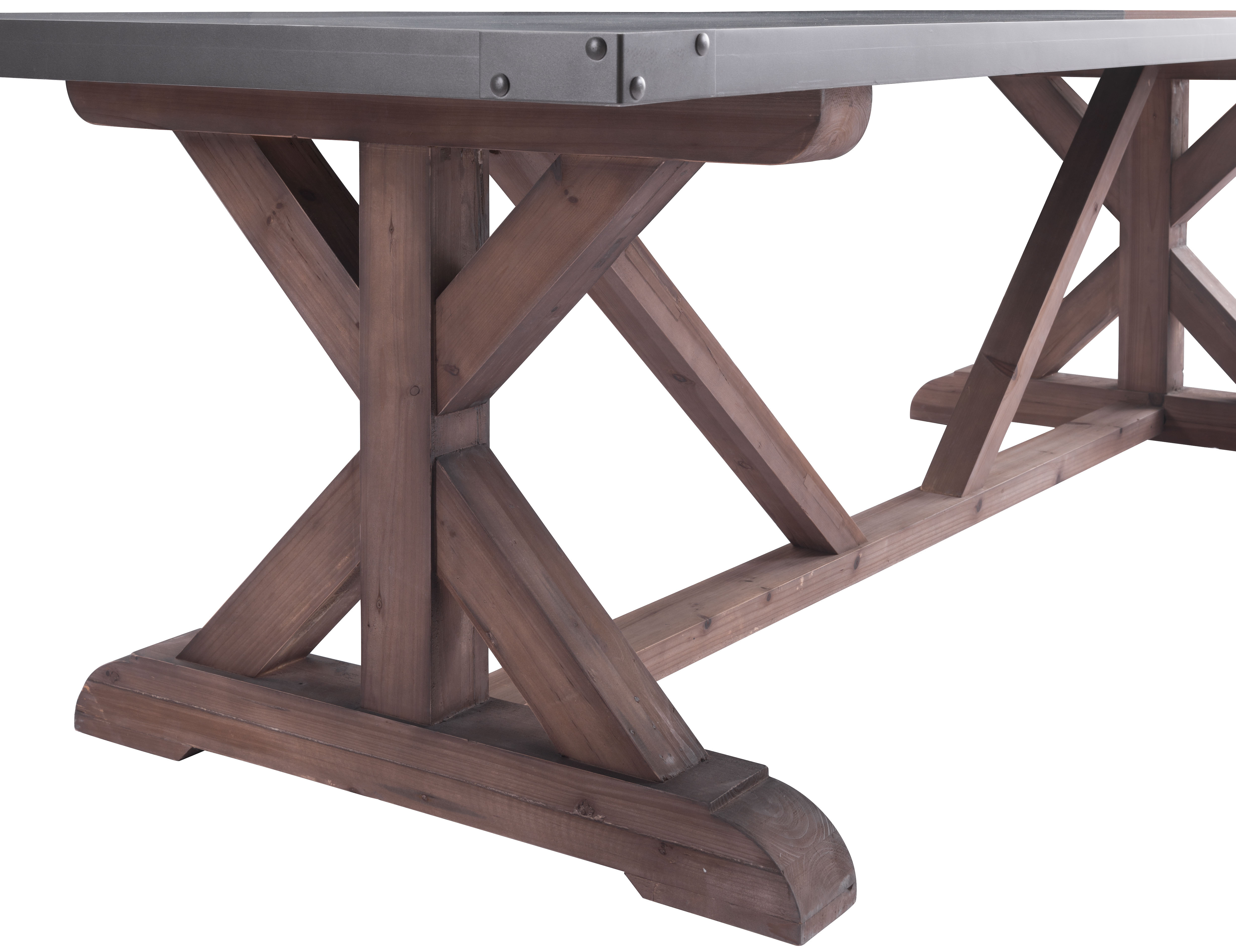 zuo modern durham dining table