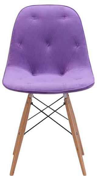advanced interior design presents the new zuo modern probability dining chair purple