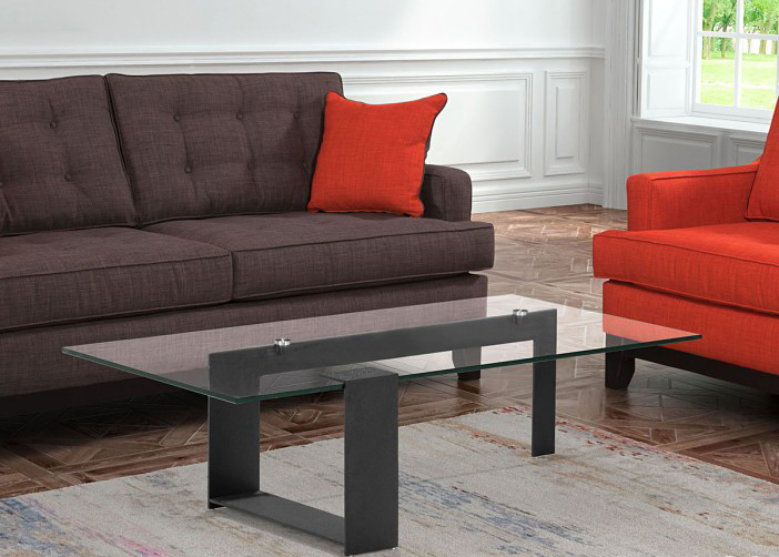 the zeon is a ultra modern designed coffee table available at Advanced Interior Designs