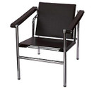 Le Corbusier Basculant Arm Chair LC1