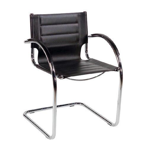 Daniela Chair: Daniela Leather Chair (Set Of 2