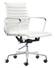 Premiere Leather Office Chair - White