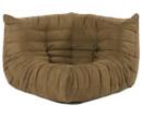 Downlow Corner Chair by Alphaville Design