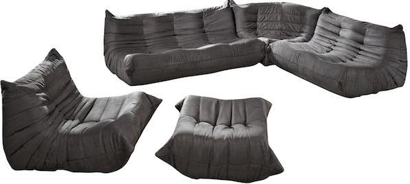 Fine Downlow Corner Sectional 5Pc Set Inzonedesignstudio Interior Chair Design Inzonedesignstudiocom