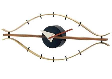 George Nelson Classic Eye Clock