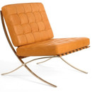 Exposition Chair - Golden Tan