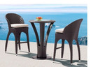 Corona Outdoor Bar Set - 3 Piece