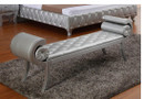Monte Bench - Silver