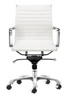 Lider White Office Chair