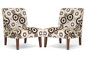 Chloe Club Chair (Set of 2)