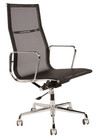 Aluminum Mesh Management Chair - High Back