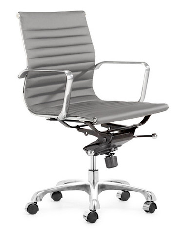 AG Managment Chair Grey