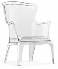 Vision Chair Transparent