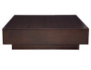 Dumas Coffee Table Dark Walnut