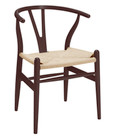 Wishbone Dining Chair - Dark Brown