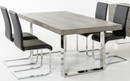 Herald Gray Dining Table