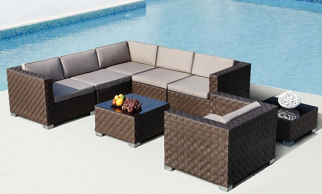 Catalina Outdoor Sectional Sofa Set Advancedinteriordesigns