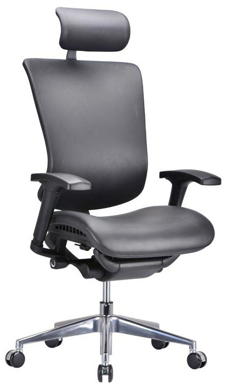 Prime Modrest Watson Modern Black Leather Office Chair Gmtry Best Dining Table And Chair Ideas Images Gmtryco