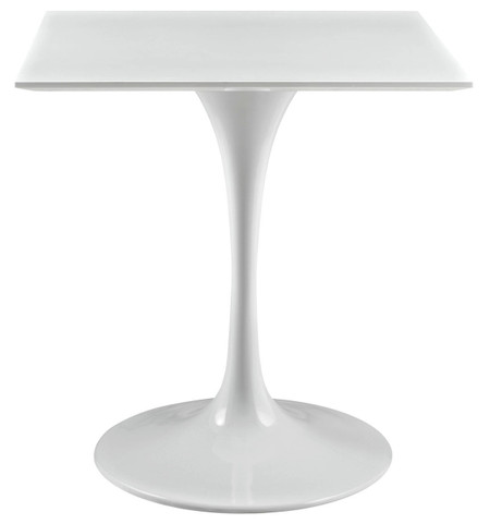 "Tulip Table 28"" Square Top"