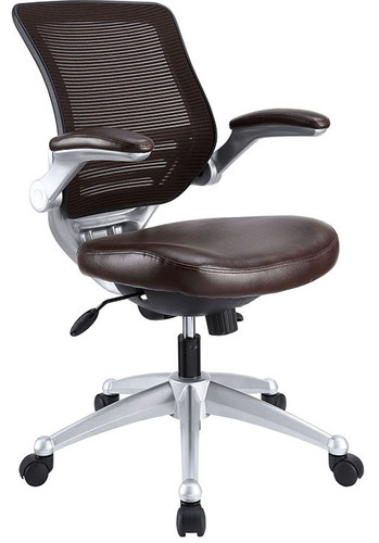 Oxford Leather Seat Office Chair Affordable Modern