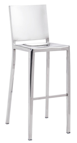Fall Bar Chair Stainless Steel
